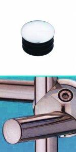 Заглушка комбинированная для трубы