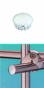 Заглушка простая для трубы